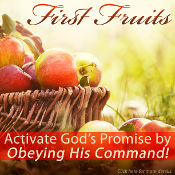First Fruits Giving